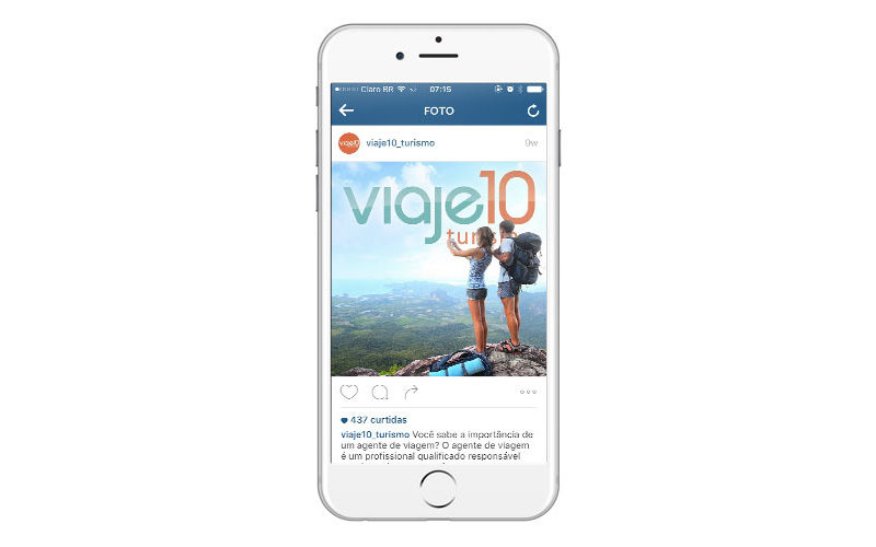 Instagram Viaje 10