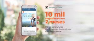 Mídias Sociais Viaje10