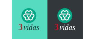 Branding 3 Vidas - Aplicações
