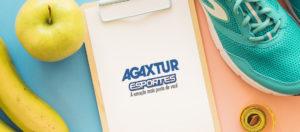 Agaxtur Esportes - Branding