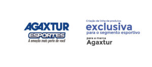Branding Agaxtur Esportes