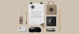 Branding Lis 343 - materiais