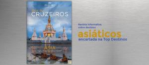 Capa - Revista Ásia Pier 1