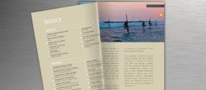Índice - Revista Ásia Pier 1