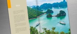 Página de Ásia - Revista Ásia Pier 1