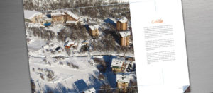 Caderno de Ski - Sete Mares - Destino