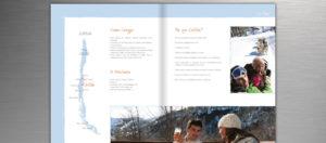 Caderno de Ski - Sete Mares - Descritivo