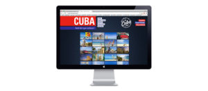 Site Cuba - Imagens