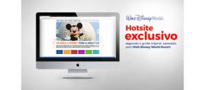 Hotsite Disney