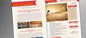 Revista Aniversário Transeuropa - Roteiros Aniversário