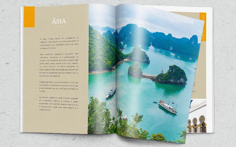 Revista Ásia Pier 1